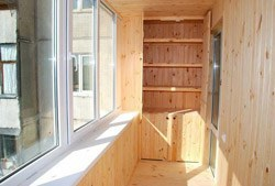 Отделка, ремонт, утепление, балконов и лоджий г. Кстово
